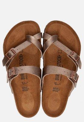Birkenstock Birkenstock Mayari Graceful slippers taupe