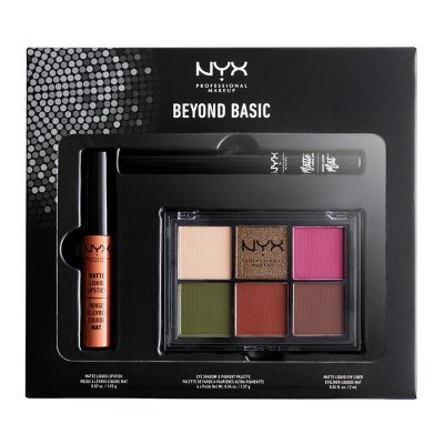 NYX Professional Makeup Beyond Basic Make-upset 1 st