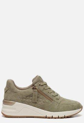 tamaris Tamaris Sneakers groen