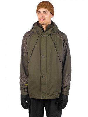 O'Neill O'Neill Droppin Jacket groen
