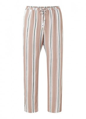 Hanro Hanro Pyjamabroek met streepprint