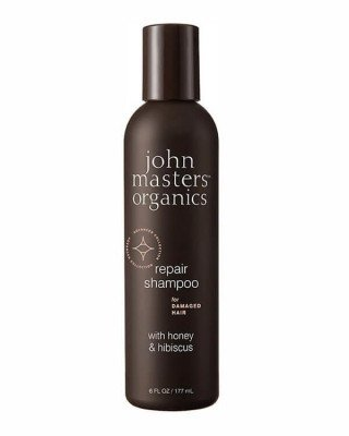 John Masters Organics John Masters Organics - Repair Shampoo for Damaged Hair with Honey & Hibiscus - 177 ml