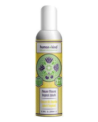 Human+Kind Human+Kind - Tropical Splash Shower Mousse - 200 ml