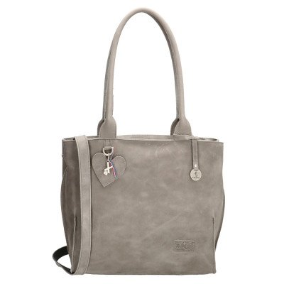 SoDutch SoDutch Bags Shopper #10 Licht Grijs