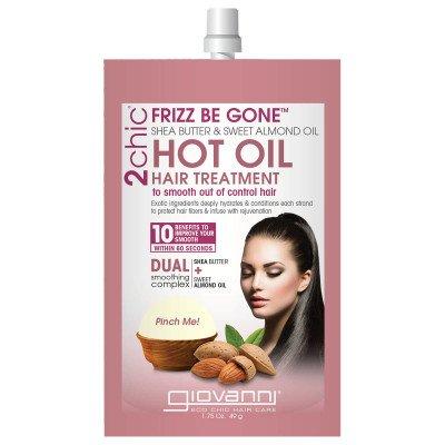 Giovanni Giovanni 2chic Frizz Be Gone Hot Oil (Single Sachet)