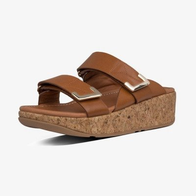 FitFlop FitFlop Remi slippers cognac