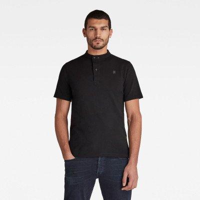 G-Star RAW Scan Collar Polo - Zwart - Heren