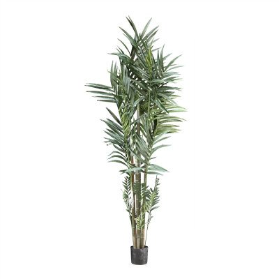 Firawonen.nl PTMD tree groen kentia palmboom in pot