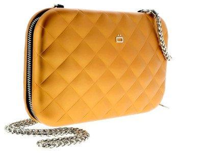 Ogon Designs Ogon Clutch Quilted Lady Bag Orange