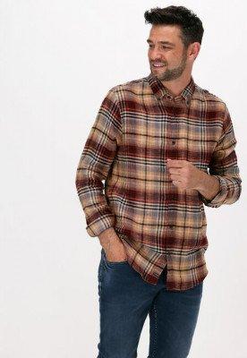 Scotch en Soda Multi Scotch & Soda Overshirt 163337 - Checked Twill Shirt