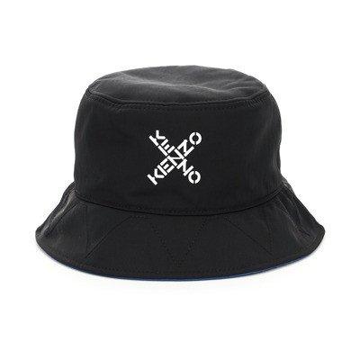 Kenzo bucket hat met logo