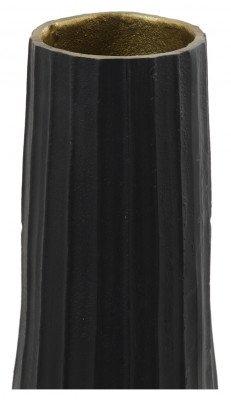 Light en Living Light & Living Vaas 'Shaila' 59cm, kleur Mat Zwart