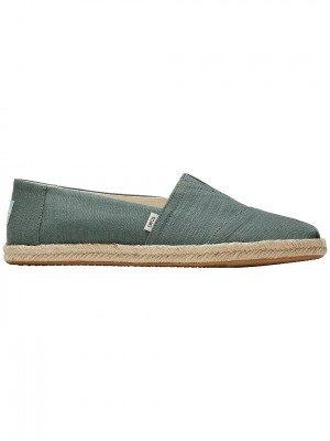 TOMS TOMS Alpargata Rope Sandals groen