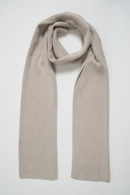 nu-in 100% Upcycled Ribbed Scarf