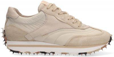 Bronx Camel Bronx Lage Sneakers Ma-trixx 66373