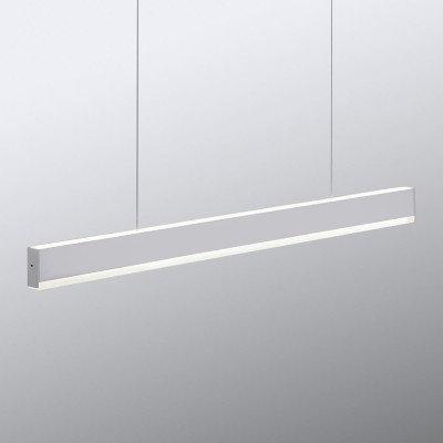 PAUL NEUHAUS Dimbare LED hanglamp Arina - lengte 100 cm