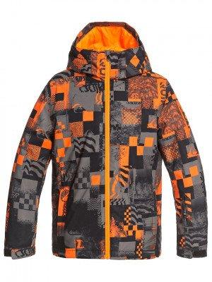 Quiksilver Quiksilver Morton Jacket oranje