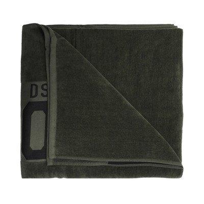 Dsquared2 Handdoek met logo