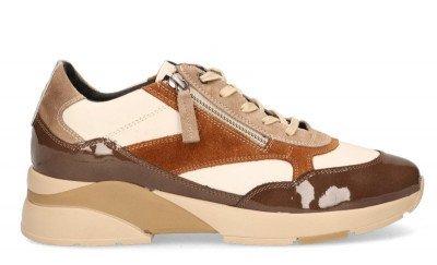 DLSport DLSport 4852 Bruin Damessneakers