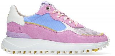 Floris van Bommel Roze Floris Van Bommel Lage Sneakers 85343
