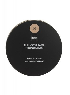 HEMA Full Coverage Foundation 02 (bruin)