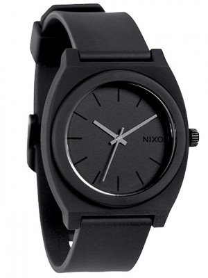 Nixon Nixon The Time Teller P zwart