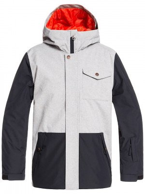 Quiksilver Quiksilver Ridge Jacket grijs