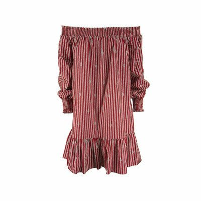 Michael Kors Sailor Knot Crimson - Korte jurk