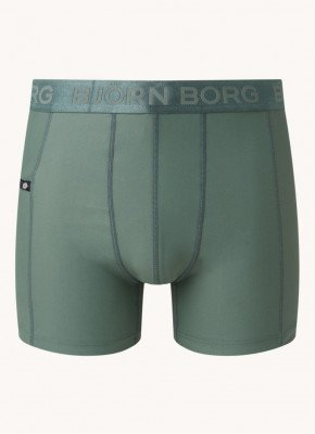 Bjorn Borg Björn Borg Steve zwemboxers met logoband