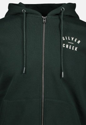Silvercreek Silvercreek Logo Zip Through Vest
