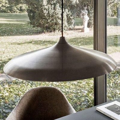 Menu Menu Circular lamp LED hanglamp, brons