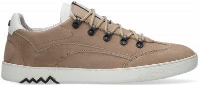 Floris van Bommel Beige Floris Van Bommel Lage Sneakers 16464