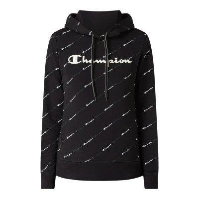 Champion Regular fit hoodie met logomotief