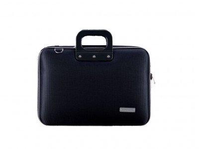 Bombata Bombata Nylon Laptoptas 15,6 inch Dark Blue