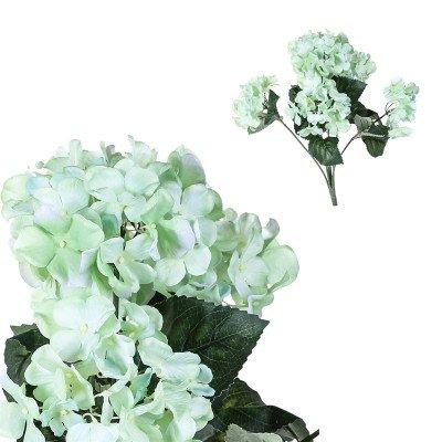 Firawonen.nl PTMD Hydrangea bloem green bouquet