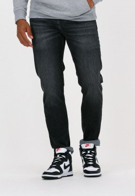 7 For All Mankind Grijze 7 for all Mankind Slim Fit Jeans Slimmy Tapered Luxe Performanc