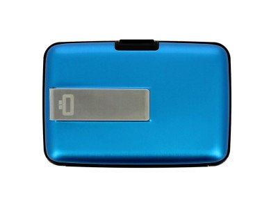 Ogon Designs Ogon Creditcardhouder Money Clip Blue
