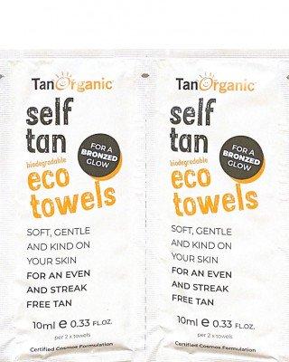 Tanorganic Tanorganic Eco Towels Tanorganic - Eco Towels ECO TOWELS
