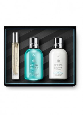 Molton Brown Molton Brown Cypress & Sea Fennel travel collection - Limited Edition verzorgingsset