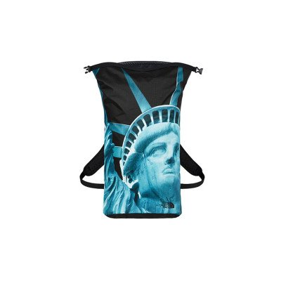 Supreme Supreme x The North Face Statue of Liberty Waterproof TNF Backpack Black (FW19)