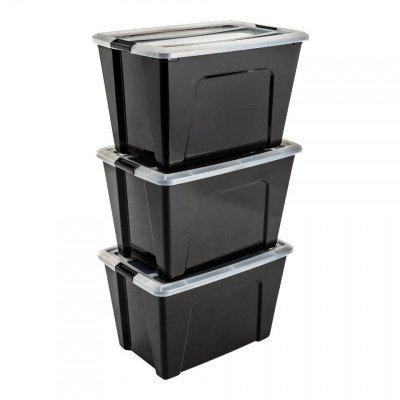 Iris Iris New Top opbergbox - 3 stuks - 60 liter