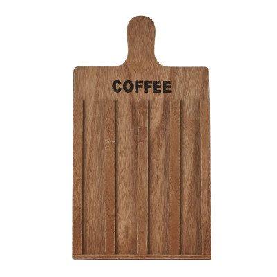 Nespresso® cup houder - hout