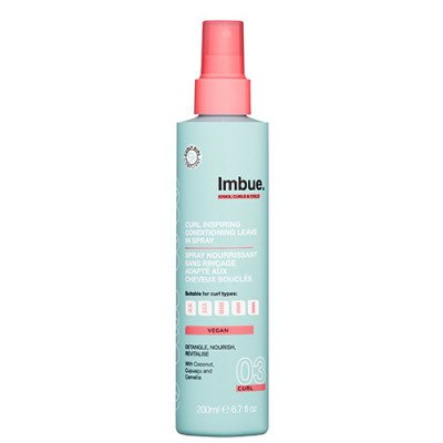 Imbue Imbue Curlinspiring Conditioning Leave In Spray