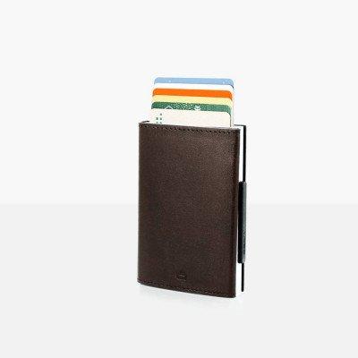Ogon Designs Ogon Cascade Wallet Dark Brown