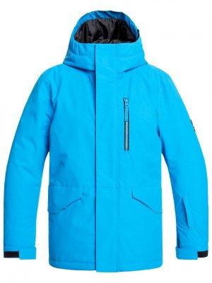 Quiksilver Quiksilver Mission Jacket blauw
