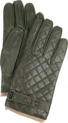 Laimbock Laimbock Quilted Handschoen Blacos Olive