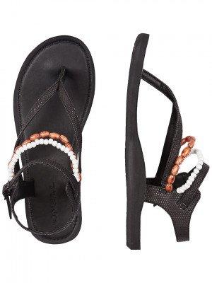 O'Neill O'Neill Batida Beads Sandals zwart