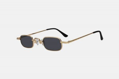 Blank-Sunglasses NL PREME. - Gold with black