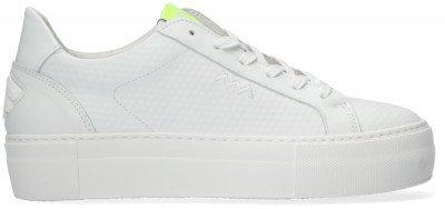 Floris van Bommel Witte Floris Van Bommel Lage Sneakers 85333