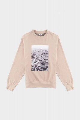 BALR. Photoprint Relaxed Fit Crewneck Pepper